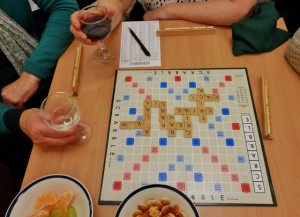 Weekly Scrabble Club
